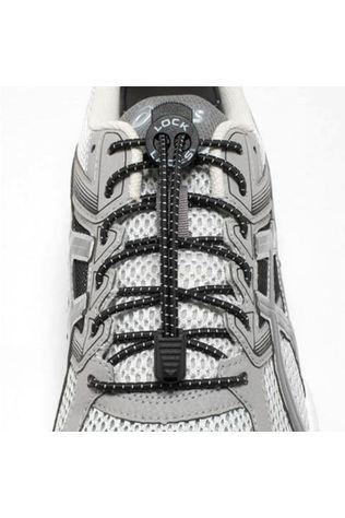 Nathan Run Lock Laces Black