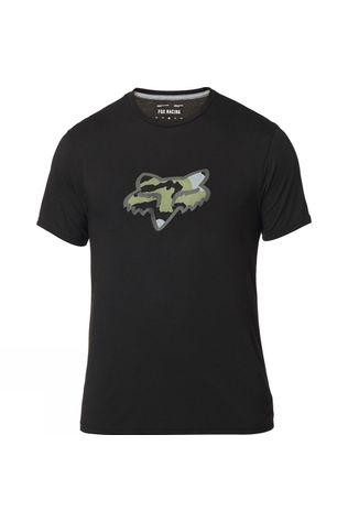 Fox Mens Predator Tech Tee BLACK