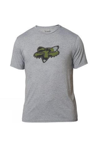 Fox Mens Predator Tech Tee GREY