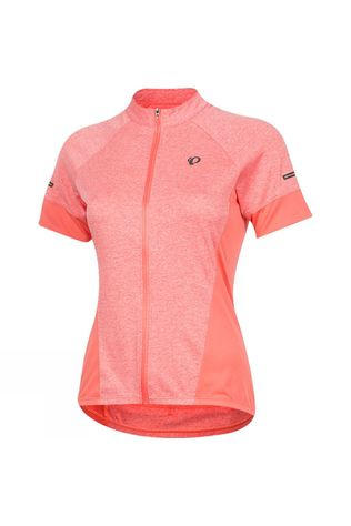 Pearl Izumi Womens Select Escape Jersey Mid Pink