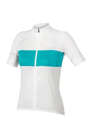 Endura Womens FS260-Pro Short Sleeve Jersey White