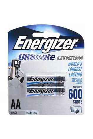 Energizer AA Lithium No Colour