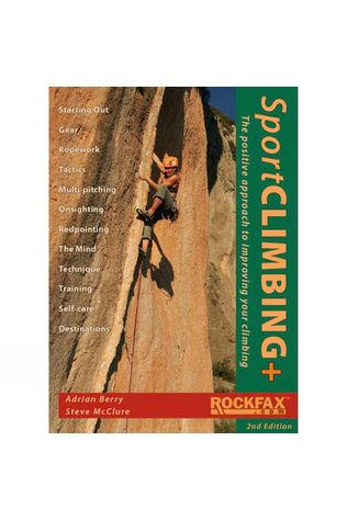 Rockfax Cordee Sport Climb Plus No Colour
