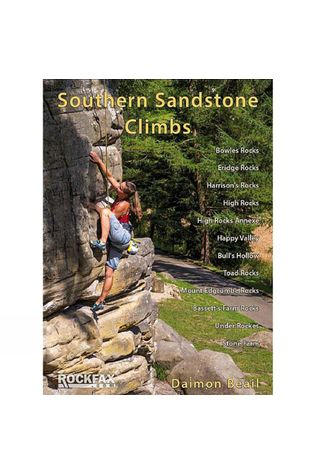 Rockfax Southern Sandstone Climbs 1st, Sept 2017