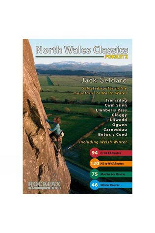 Rockfax Cordee North Wales Classics - Rockfax No Colour