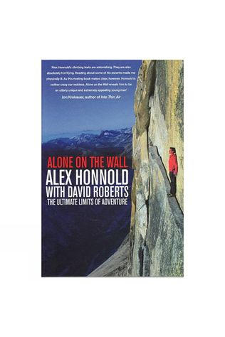 Pan Books Alone on the Wall - Alex Honnold with David Roberts: The Ultimate Limits of Adventure Paperback
