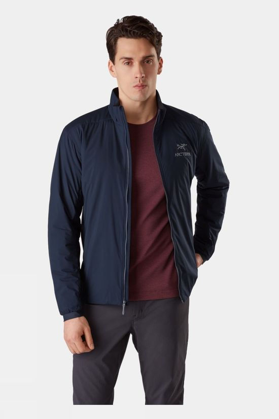 Arc'teryx Mens Atom LT Jacket Kingfisher