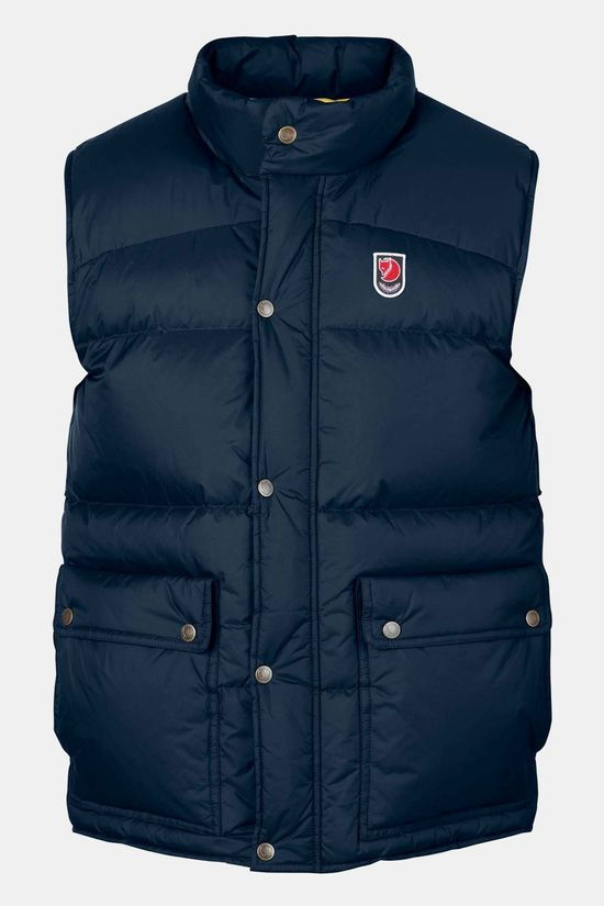Fjallraven Mens Expedition Down Lite Vest Navy