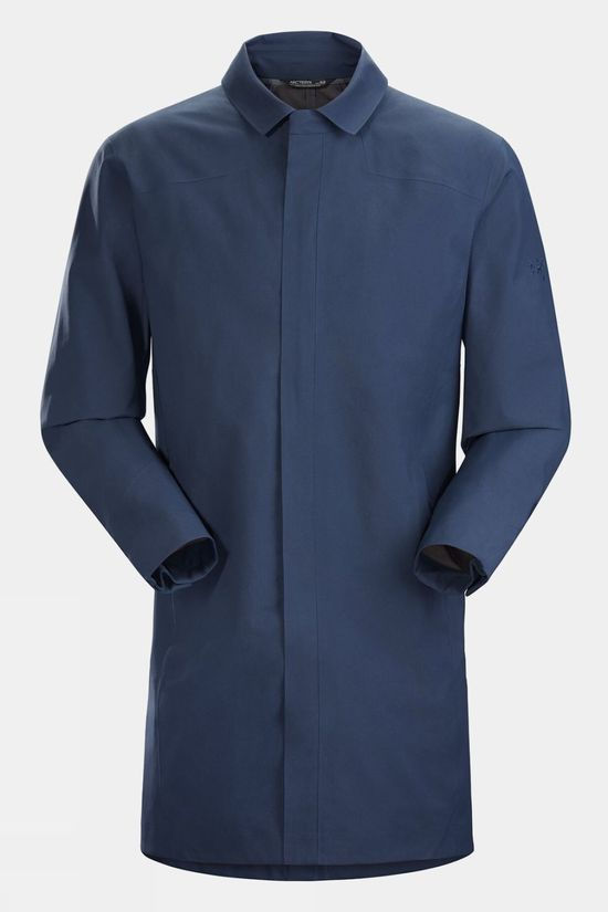 Arc'teryx Mens Keppel Trench Coat Megacosm