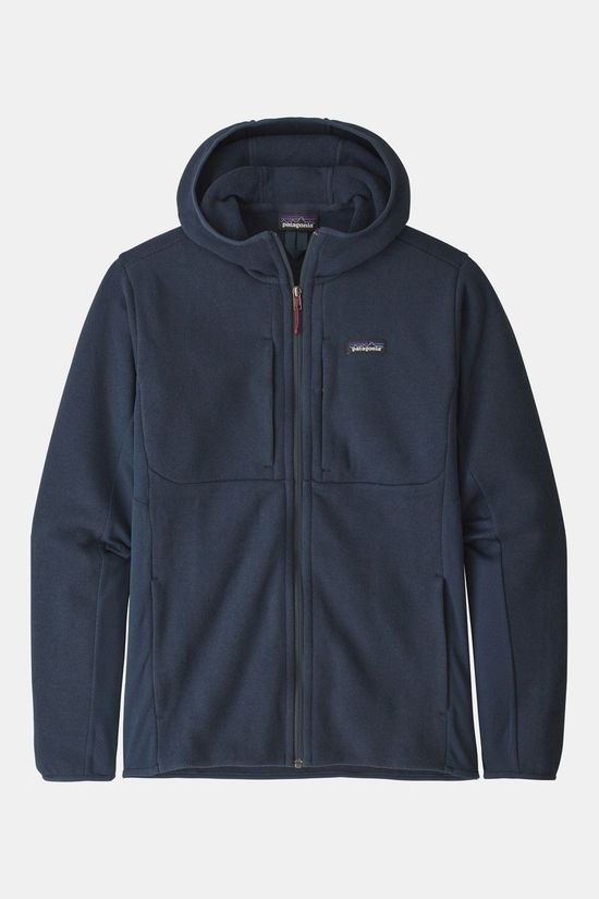Patagonia Mens LW Better Sweater Hoody New Navy