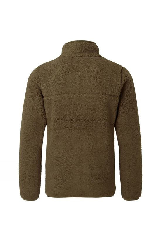 Columbia Mens Mountain Side Fleece Olive Green