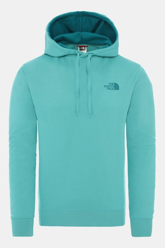 The North Face Mens Seasonal Drew Peak Light Hoodie Lagoon