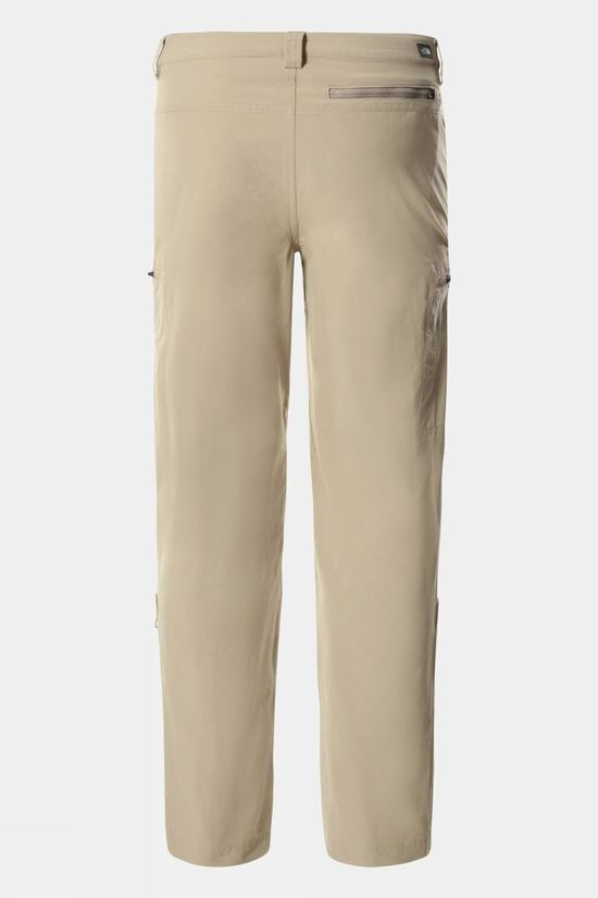 The North Face Men's Exploration Pants Dune Beige