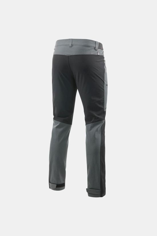 Haglofs Mens Rugged Flex Pant Magnetite/True Black