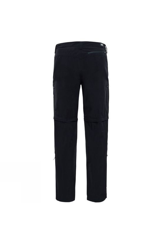 The North Face Men's Exploration Convertible Pants TNF Black