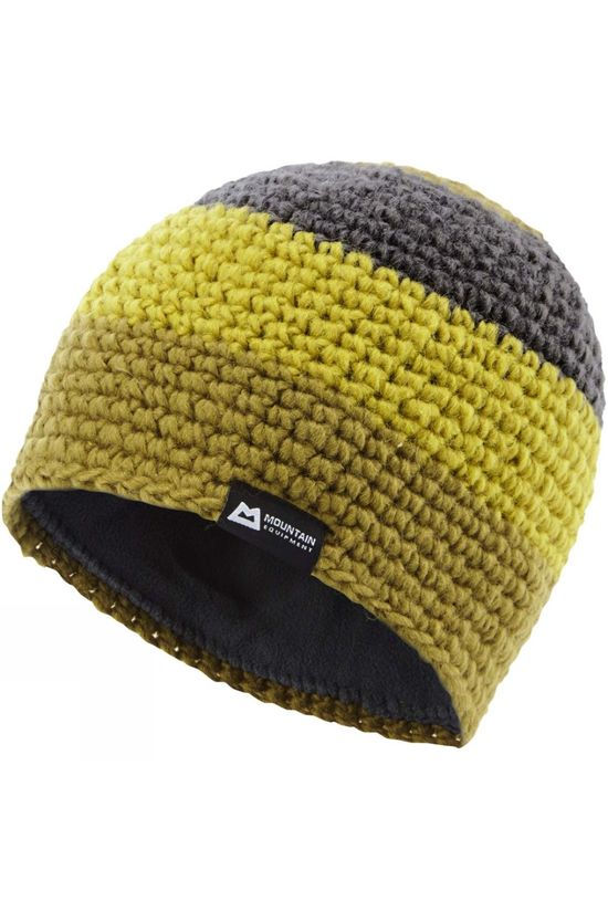 Mountain Equipment Flash Beanie Fir Green/Acid/Shadow