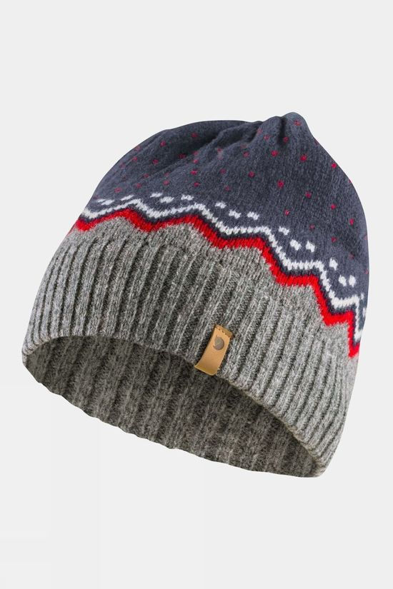 Fjallraven Ovik Knit Hat Navy