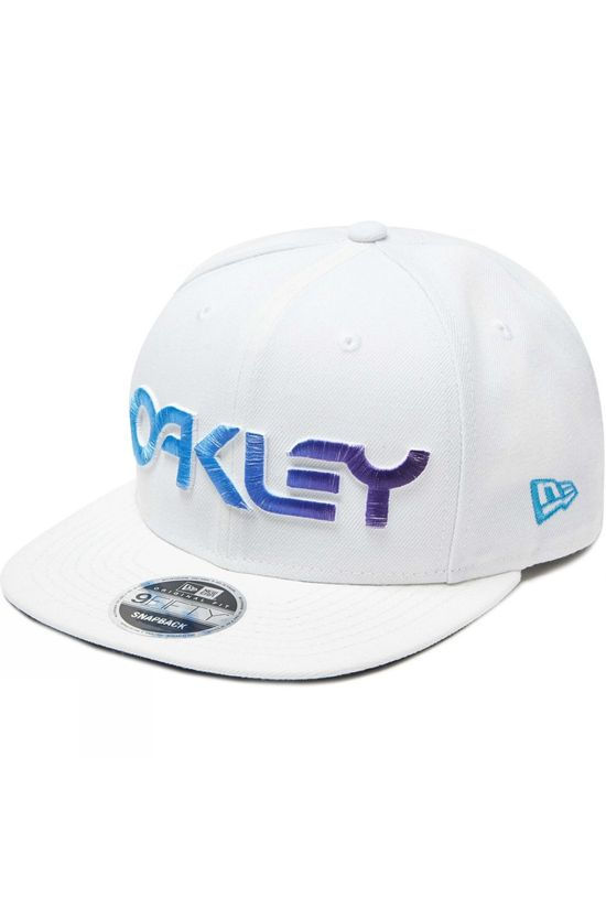 Oakley Mens 6-panel Gradient Hat White