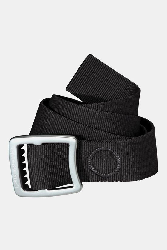 Patagonia Mens Tech Web Belt Black