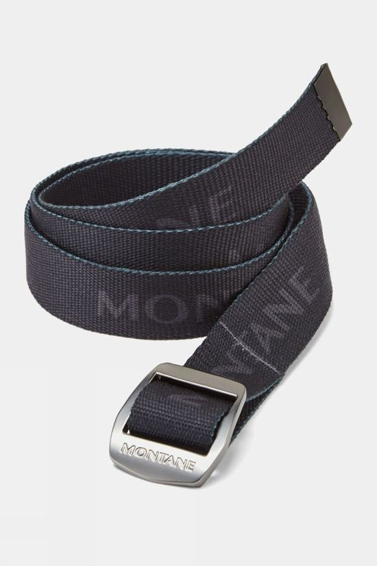 Montane Mens Lasso Belt Charcoal