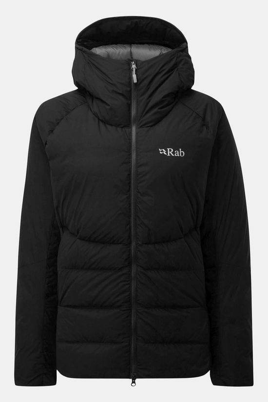 Rab Womens Infinity Light Jacket Black