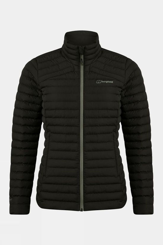 Berghaus Womens Nula Synthetic Insulated Jacket  Deep Depths