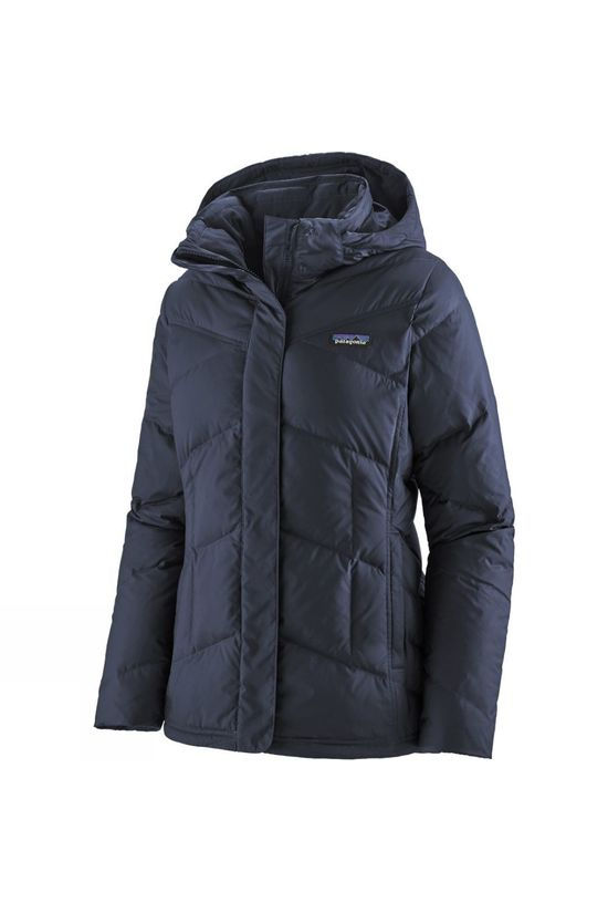 Patagonia Womens Down With It Jacket Navy           /Navy