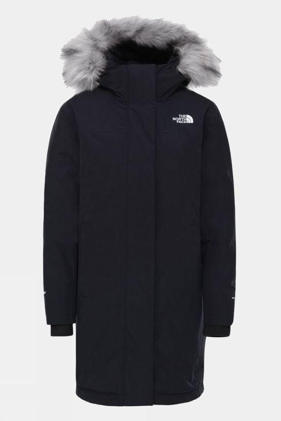 The North Face Womens Arctic Parka TNF Black