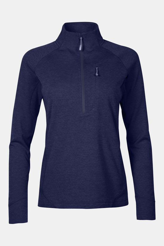 Rab Womens Nexus Pull-On Fleece Deep Ink