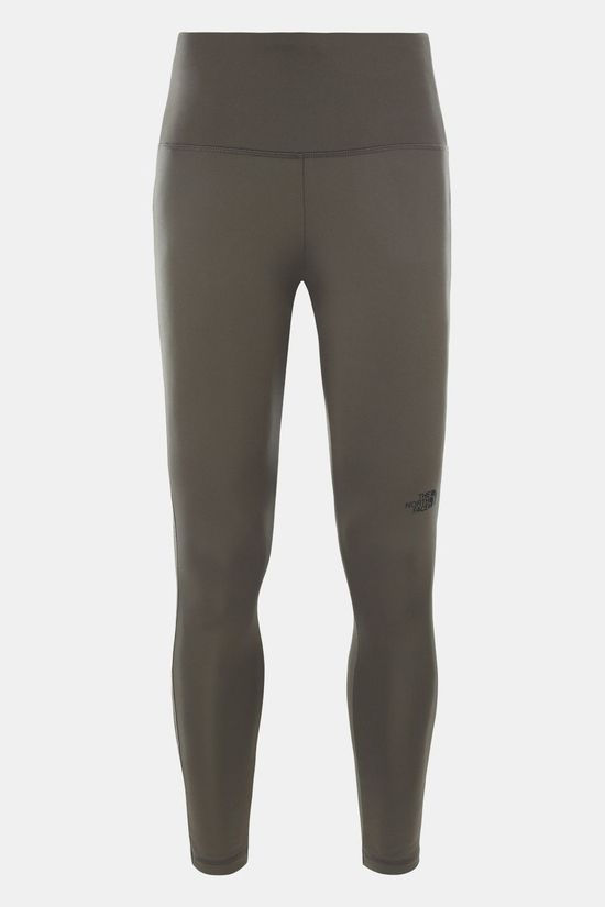 The North Face Womens Flex High Rise 7/8 Tight New Taupe Green