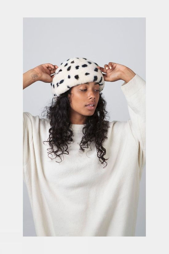 Barts Women's Cherrybush Hat Print White