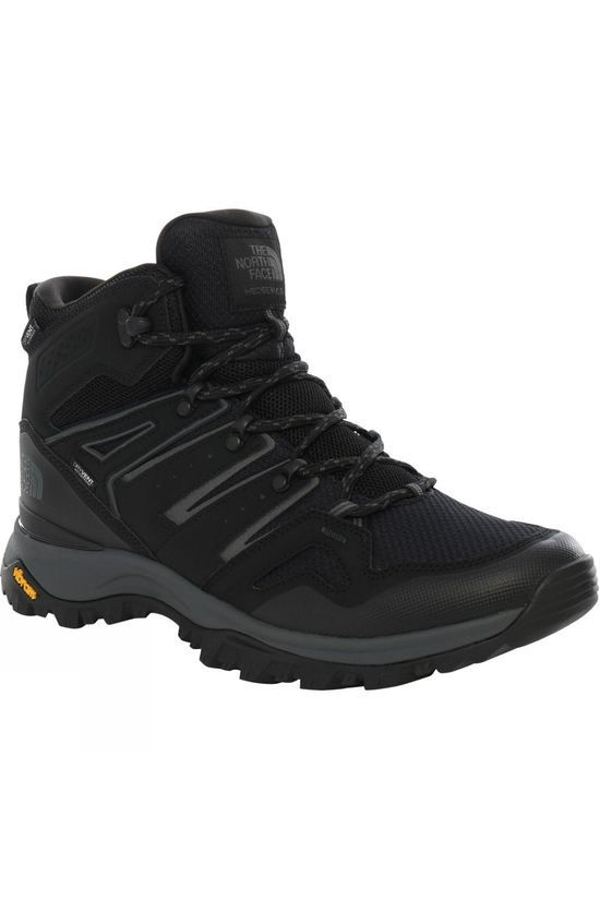 The North Face Mens Hedgehog Fastpack II Mid WP Boot TNF Black/TNF Black