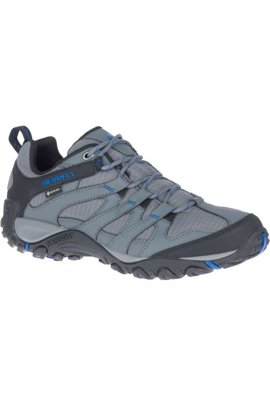 Merrell Mens Claypool Sport Low GTX Shoe Castle Rock/Blue