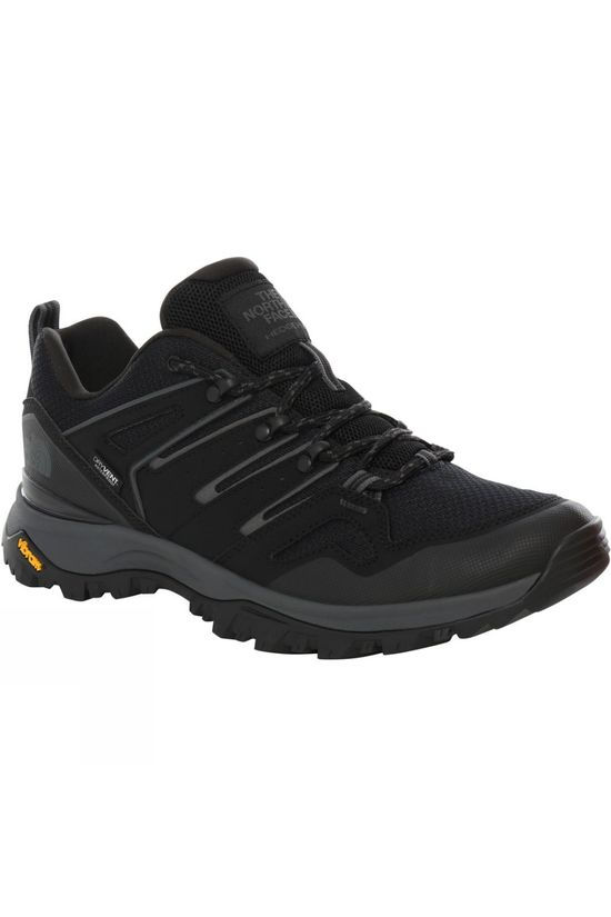 The North Face Mens Hedgehog Fastpack II WP Boot TNF Black/Dark Shadow Grey