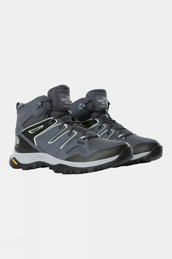 The North Face Womens Hedgehog Mid Futurelight Vanadis Grey/Tnf Black