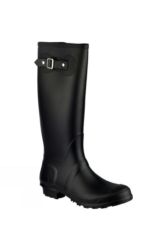 Cotswold Womens Sandringham Wellie Black