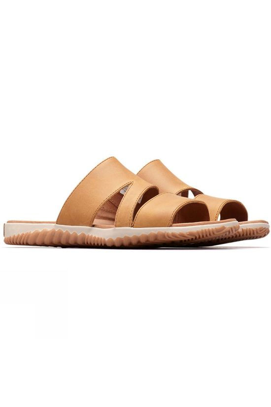 Sorel Womens Out 'n About Plus Slide Camel Brown
