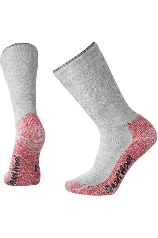 SmartWool Unisex Mountaineer Socks Charcoal Heather