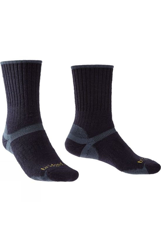 Bridgedale Men's Merino Hiker Sock Navy/RAF