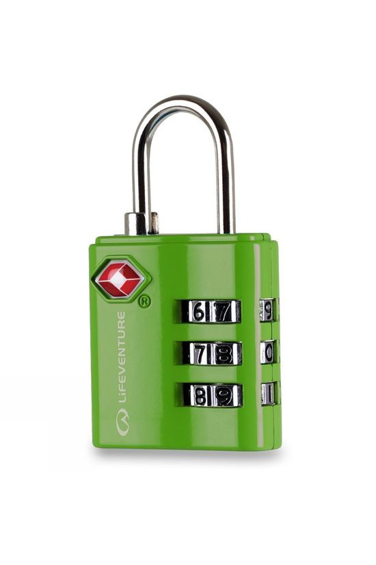 Lifeventure TSA T300 Packlock Green