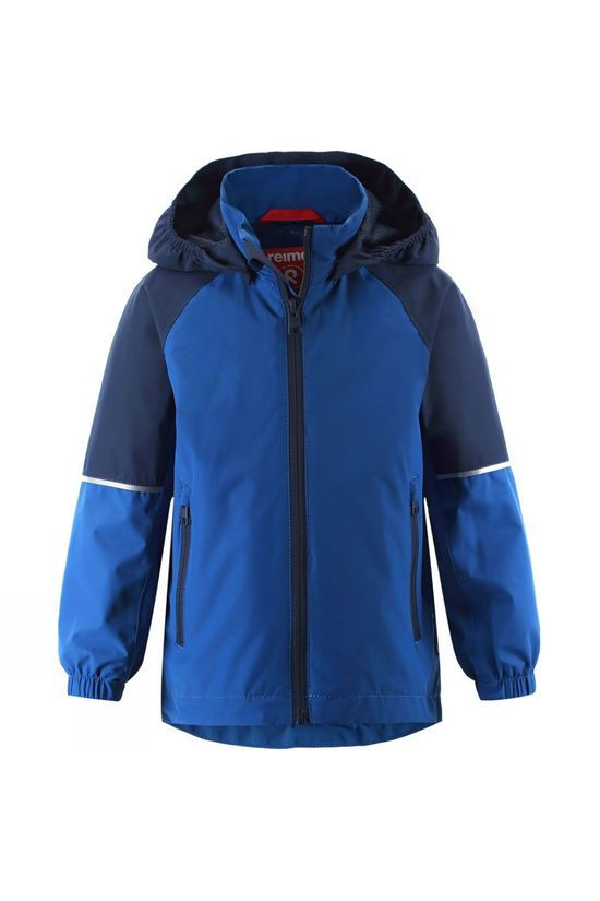 Reima Kids Fiskare Waterproof Jacket Royal Blue/Navy