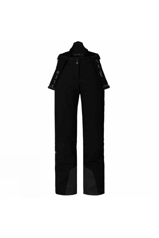 KJUS Girl's Silica Snow Pant (14+) Black
