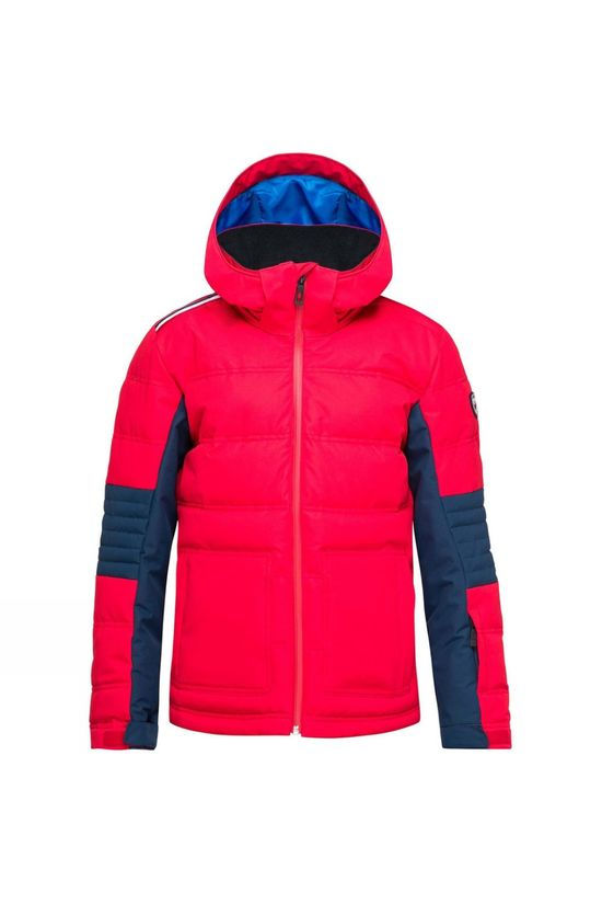 Rossignol Boys Hiver Jacket Sports Red