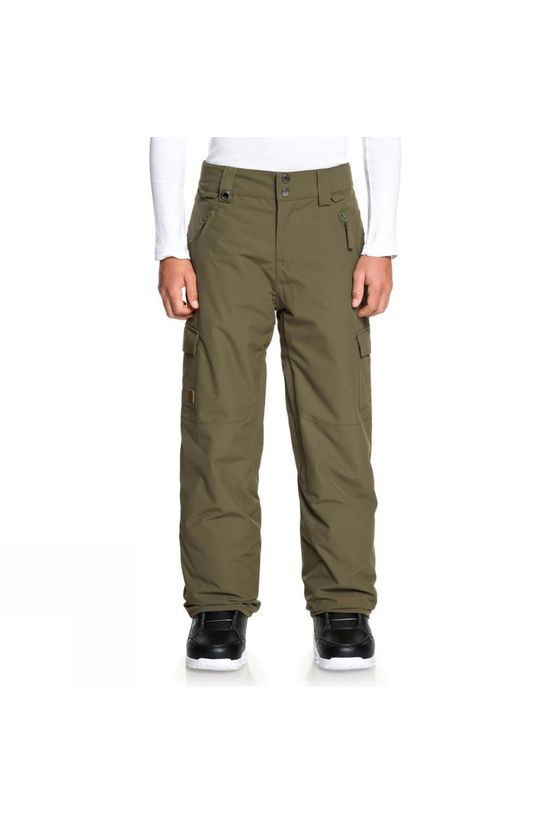 Quiksilver Boys Porter Youth Pant 14+ Grape Leaf