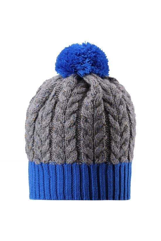 Reima Kids Pohjola Beanie Royal Blue