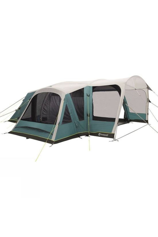 Outwell Hartsdale 6 Person Tent Green/Grey
