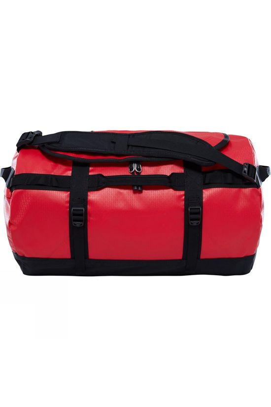 The North Face Base Camp Duffel - S TNF Red/TNF Black