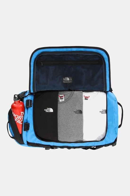 The North Face Base Camp Duffel Bag - L Clear Lake Blue/Tnf Black