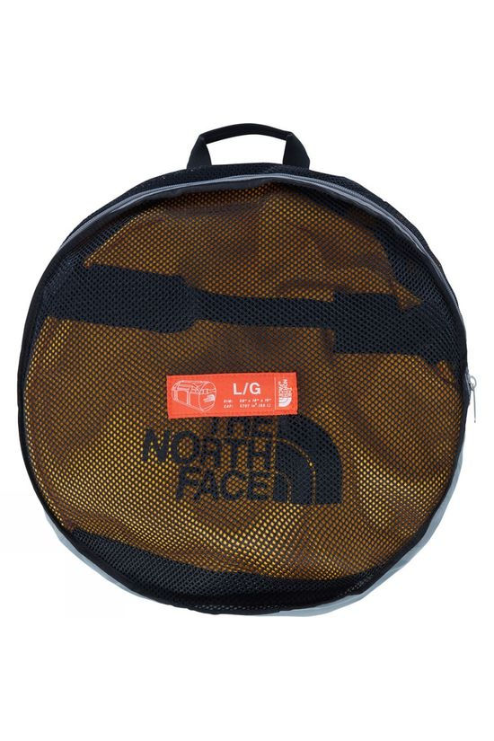 The North Face Base Camp Duffel Bag - L Summit Gold/TNF Black