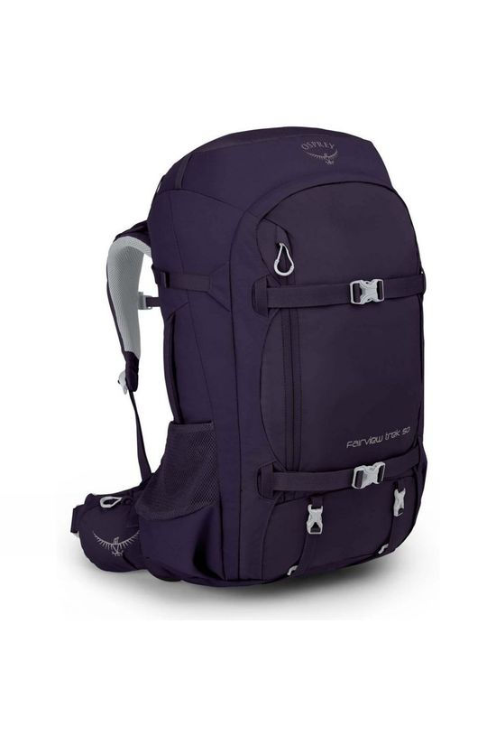 Osprey Womens Fairview Trek 50 Amulet Purple